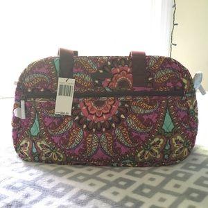 Compact Traveler Bag - Resort Medallion